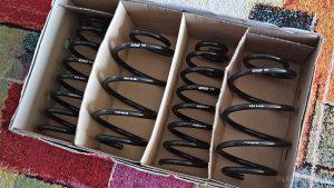 Eibach Pro-Kit Fahrwerksfedern für Mazda 3