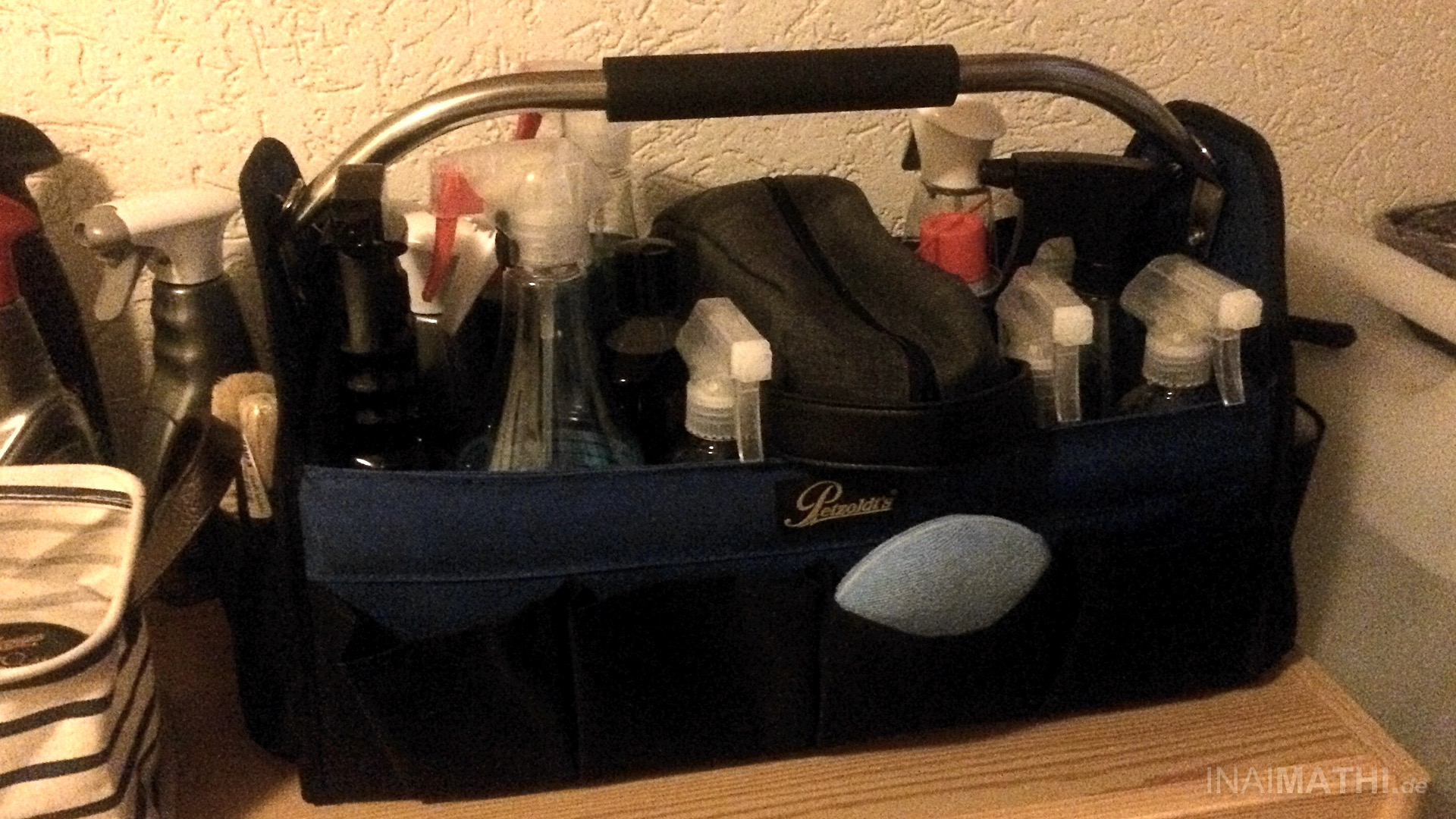 Petzoldt's XXL Autopflege-Tasche