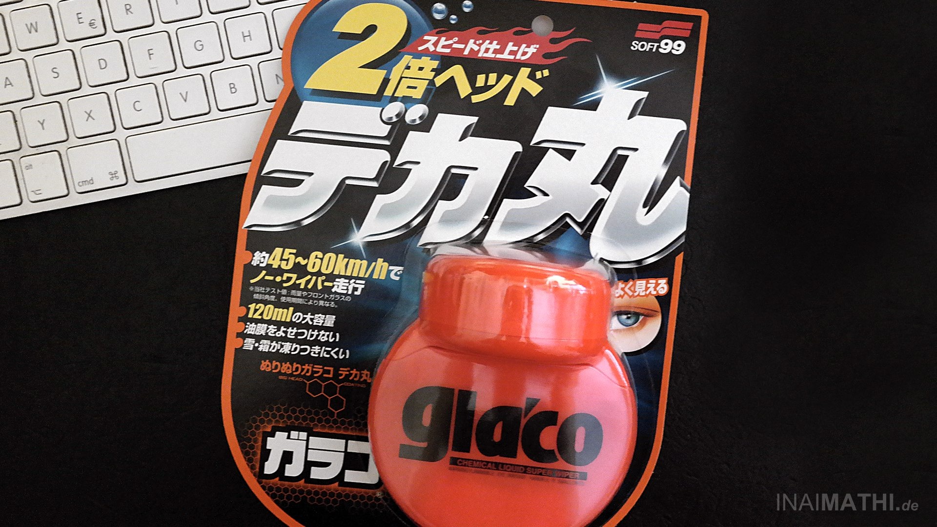 Soft99 Glaco Roll-On Large