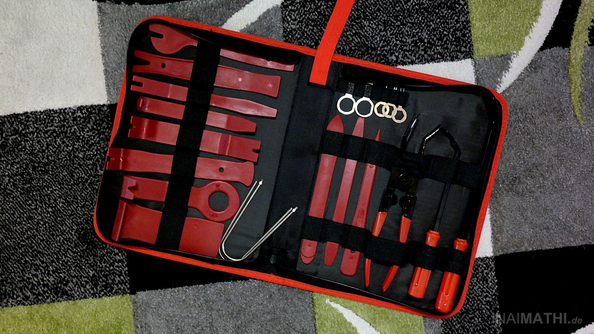 Dehao Demontage-Werkzeug-Set