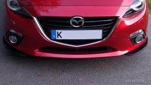 """ATH Frontspoiler-Flaps """"Gen2"""" für Mazda 3"""