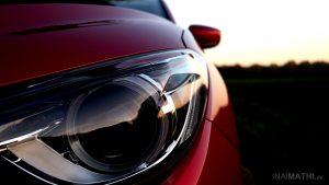 Bi-Xenon-Frontscheinwerfer von Mazda 3 BM