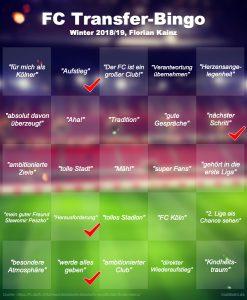 FC Transfer-Bingo 2018/19