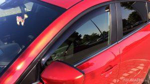 ClimAir Windabweiser für Mazda 3
