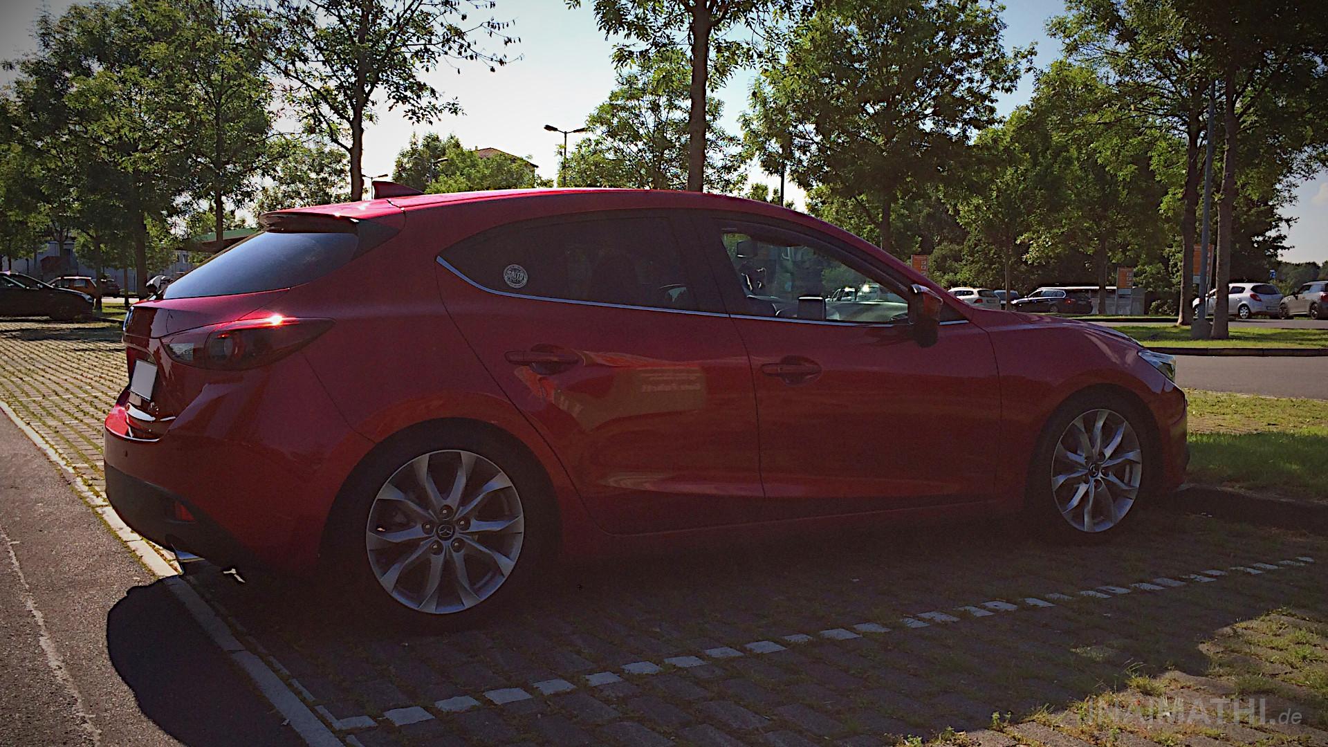 H&R Sportfedersatz für Mazda 3 BM