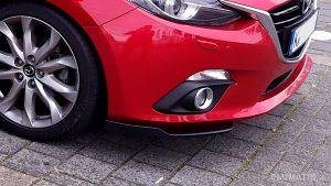 """ATH-Hinsberger Frontspoiler-Flaps """"Gen2"""" für Mazda 3"""