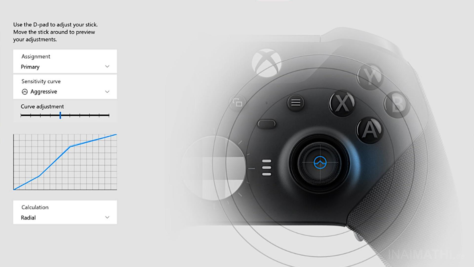 Xbox Zubehör-App für Xbox Elite Controller